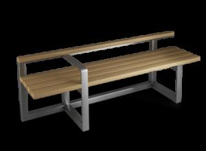 Скамейки стальные